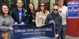 After Successful 2018, Empire State Indivisible Backs Initial Trio of Progressives in 2020 Races