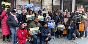Central Brooklyn Officials Organize 'Day of Action' to Raise 2020 Census Awareness in Hard-to-Count Neighborhoods