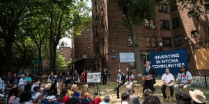 As NYCHA Teeters, Calls for More Funding in City and State Budgets
