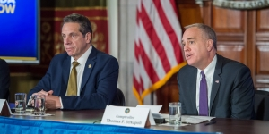 Max & Murphy Podcast: Coronavirus' Impact on State Finances, with Comptroller Tom DiNapoli
