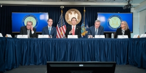 Poll: New Yorkers Financially Strained by Coronavirus, Approve Governor's Response More Than Mayor's