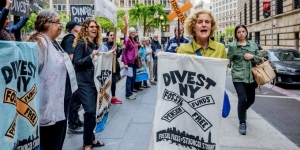 Coronavirus Crash Prompts Renewed Calls for New York Divestment from Fossil Fuels, But Comptroller Stands Pat