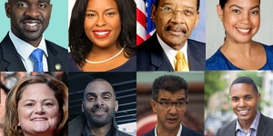Intense Competition for 'Open' Bronx Congressional Seat: Watch the District 15 Democratic Debate on Thursday May 14