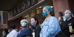 Front-Line Workers Must Prove They Contracted Coronavirus on the Job to Receive Workers' Comp