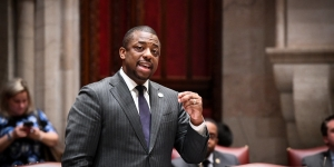 Max & Murphy Podcast: State Senator Brian Benjamin on Rescuing New York's Finances & More