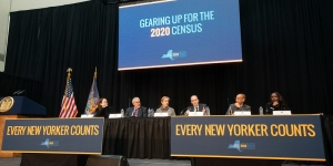 U.S. Census Bureau Resumes Limited Field Operations in New York and NYC Continues Outreach While State Remains MIA